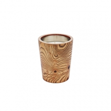 옻칠 컵 캔들Korean traditional lacquered cup candle