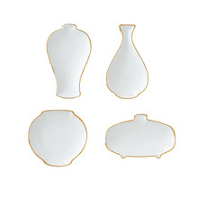 도자기 골드 소스볼 4종SETKorea porcelain gold sauce bowl SET